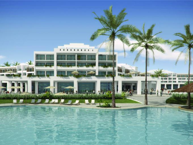 Hotel and Spa rooms for sale in Boa Vista, Cape Verde