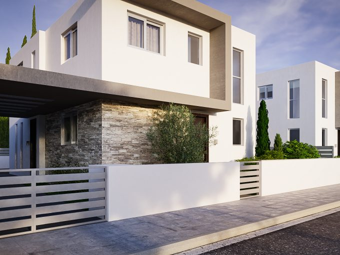 Detached villas fore sale in Paphos, Cyprus