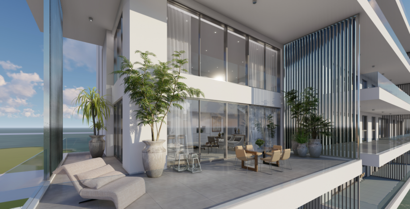 Soho Resorts Duplex Apts-Cyprus