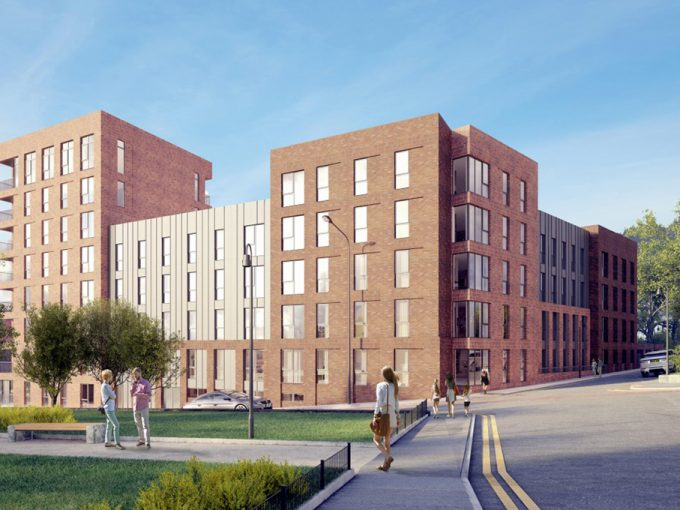 Great Central residential and buy to let properties for sale in Sheffield.