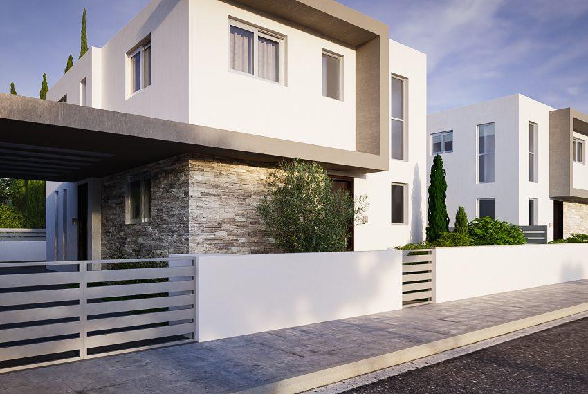 Detached villas fore sale in Paphos, Cyprus