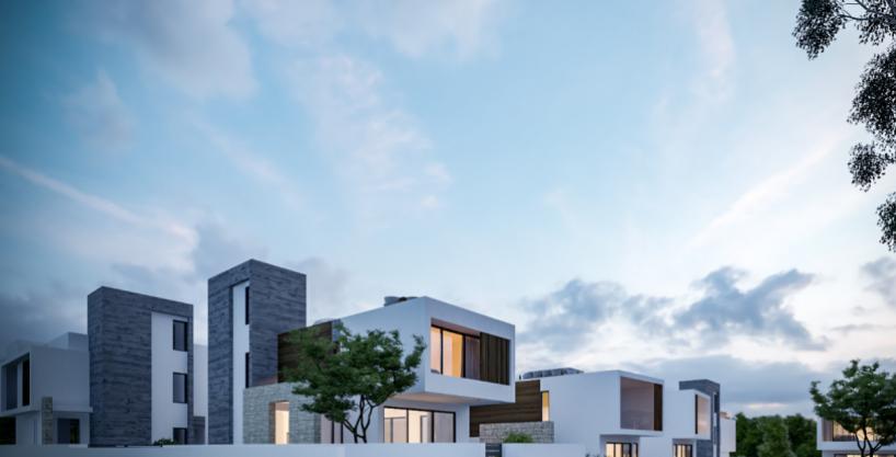 Detached villas for sale in Konia village, Paphos, Cyprus