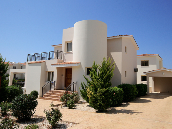 Detached villa for sale in Coral Bay, Cyprus, Ideal investment opportunity.
