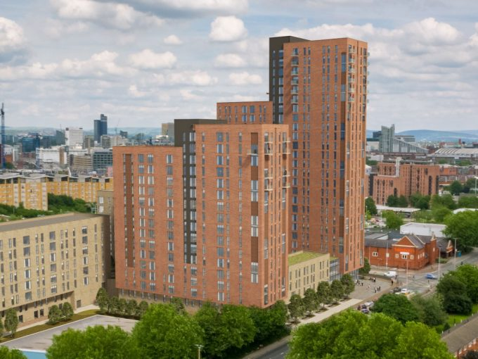 Property for sale in Manchester, UK