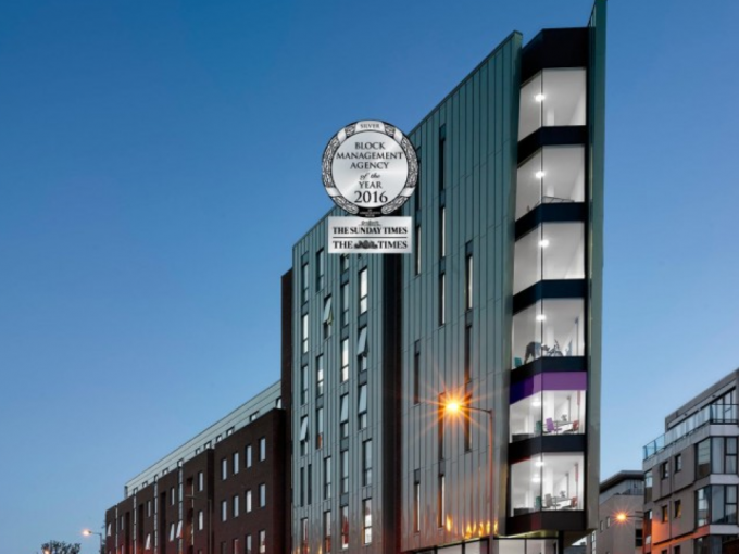 The Edge. Re-sale student accommodation in Liverpool city centre for sale