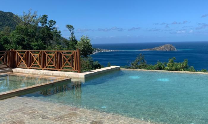 Jungle Bay-Dominica