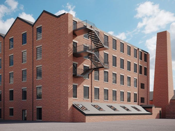 The Mill, student accommodation for sale in Lancaster, UK.