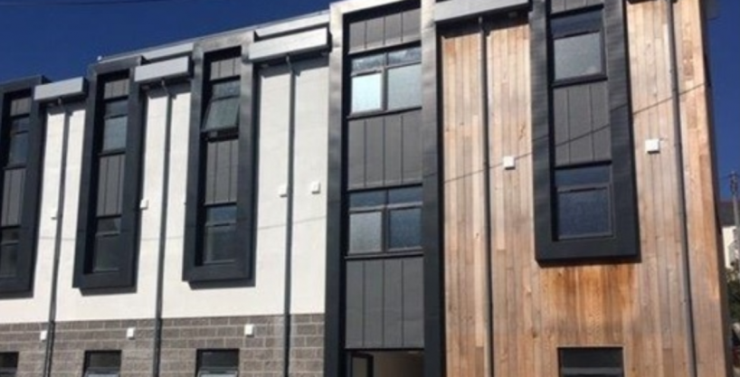 Student accommodation for investment in Plymouth, UK.