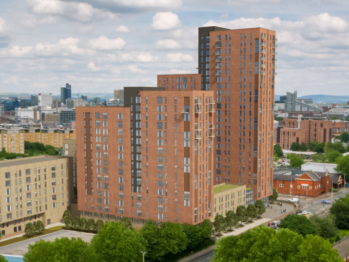 Apartments for sale in Manchester