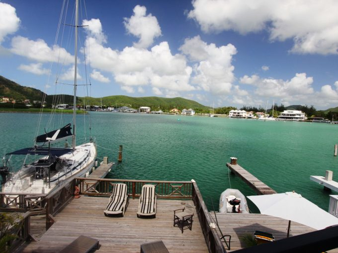 Property for sale in Antigua, the Caribbean.