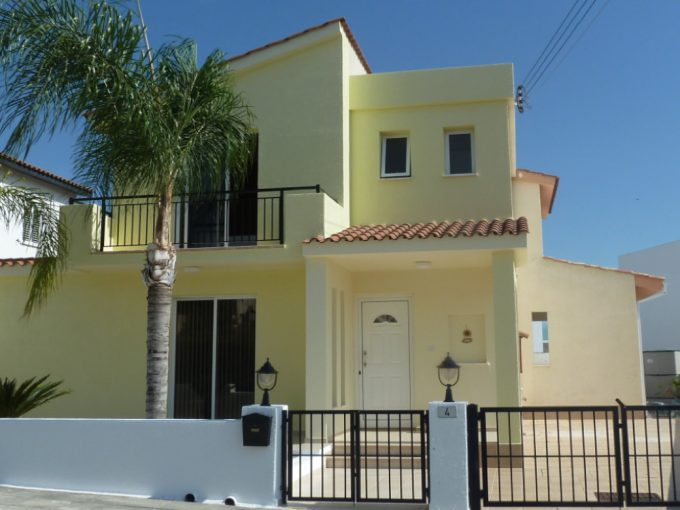 Property for sale in Paphos, Cyprus.