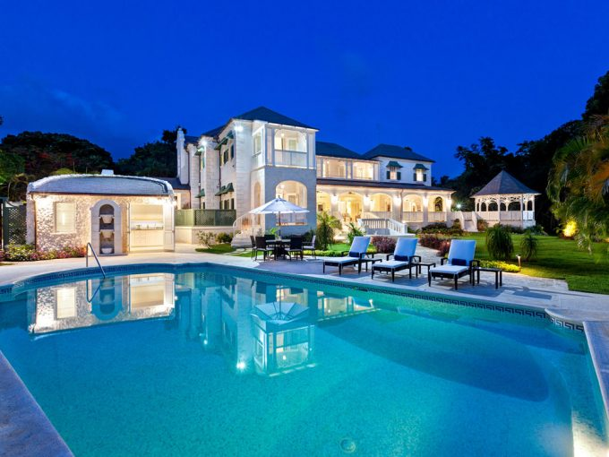 Luxury property for sale in Barbados, the Caribbean