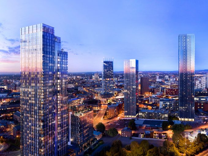 Elizabeth Tower at Crown Street is an awe-inspiring new address in Manchester city centre. Tenants in Manchester are demanding high-quality rental apartments